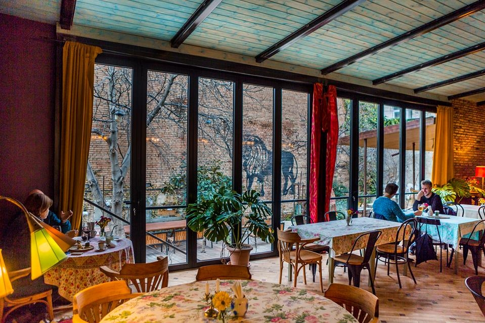 THE BEST RESTAURANTS IN TBILISI