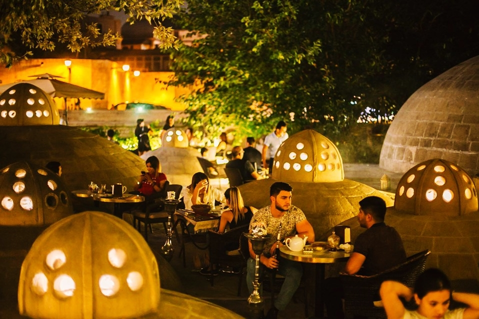 Best Restaurants in Baku