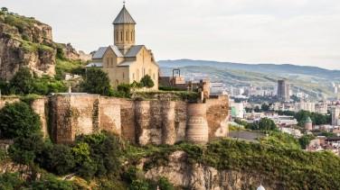 Visit Tbilisi