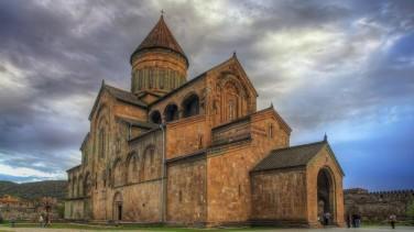 スヴェティツホベリ大聖堂