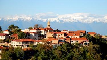 Signagi - The City of Love