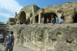 ウプリスツィヘ洞穴住居跡