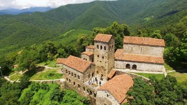 Nekresi monastery complex