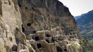 Vardzia Cave Town