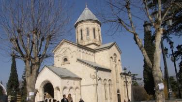Kashveti Church