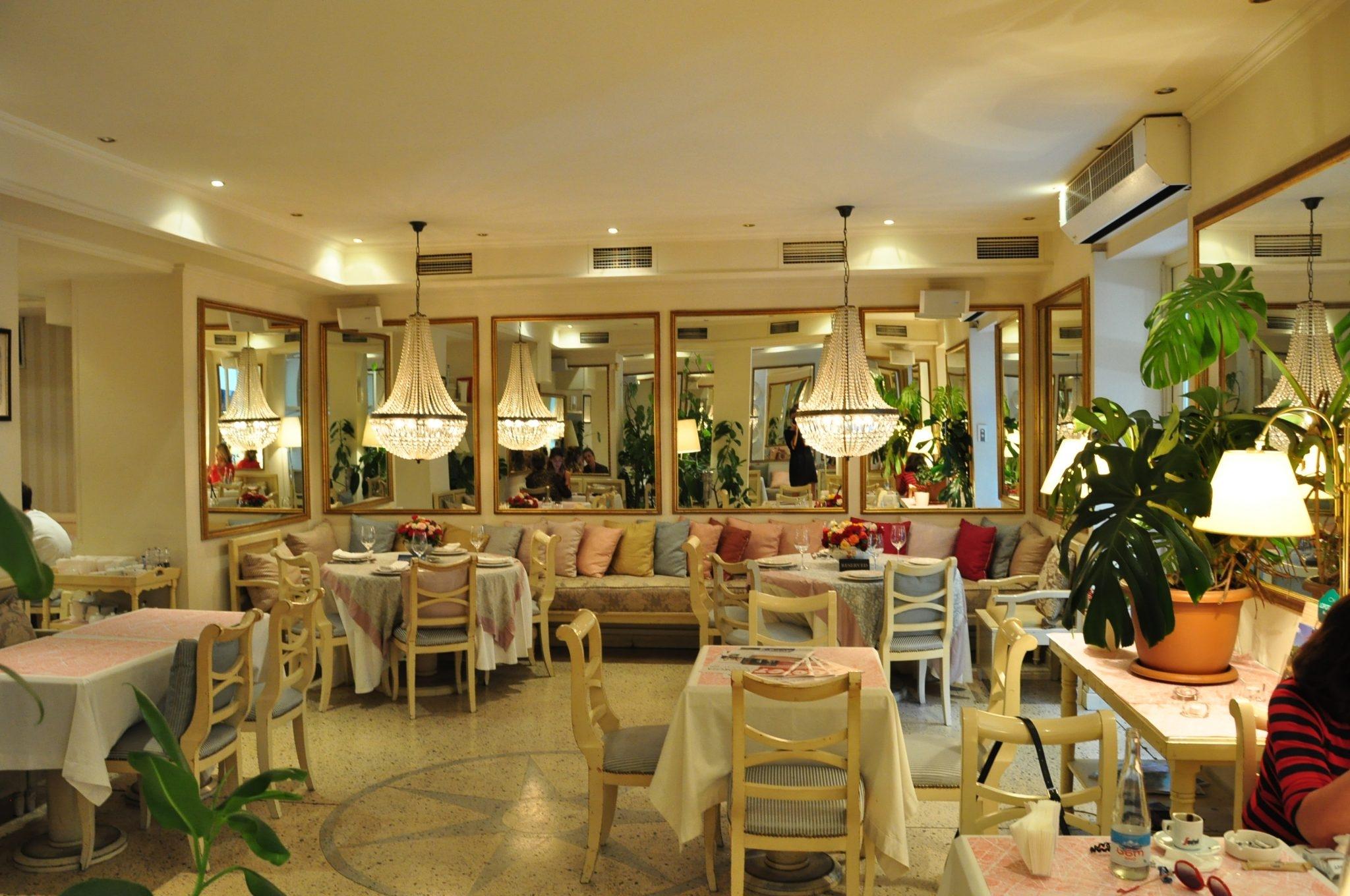 Restaurant Le Marais in Tbilisi