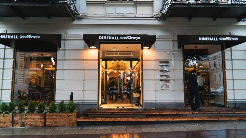 Restaurant Dinehall in Tbilisi