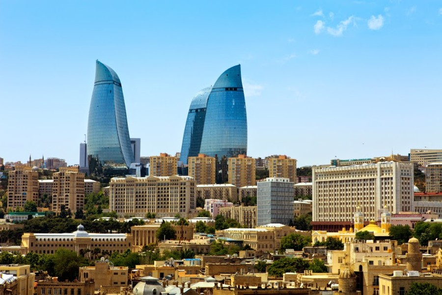 Baku Holidays 4 Day Package