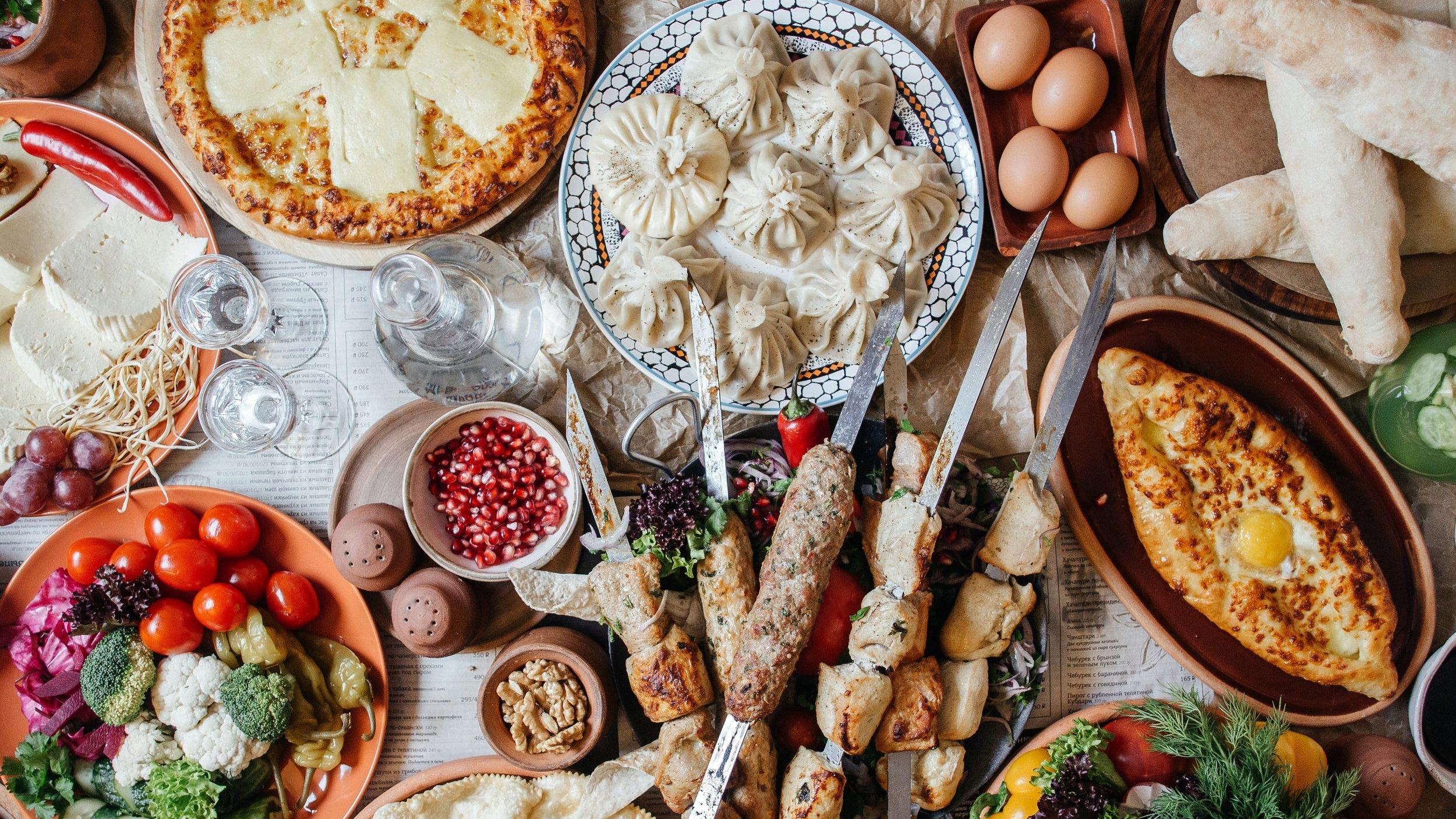 10 блюд, которые заставят вас влюбиться в грузинскую еду