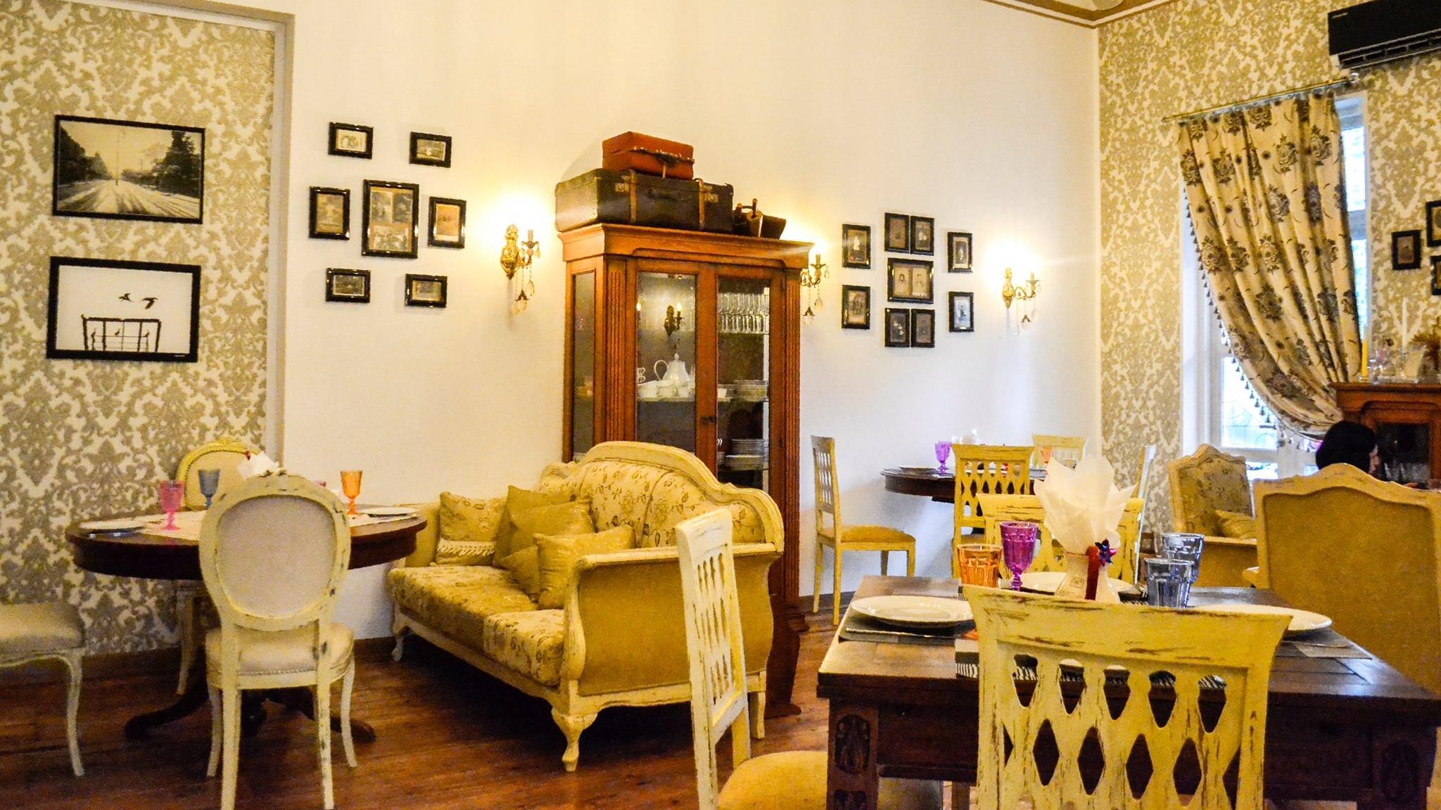 Cafe Restaurant Deliria in Batumi