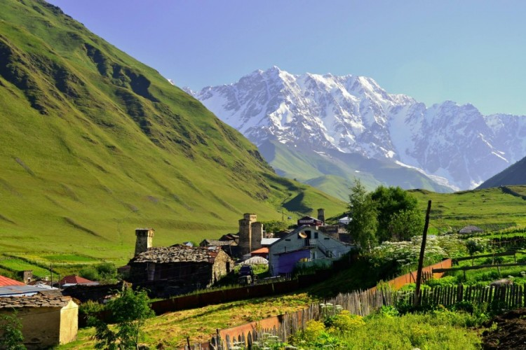 Tour to Svaneti - Svaneti tour 8 Days