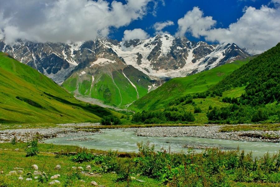 Adventure in Svaneti 9 Days