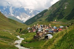 Adventure in Svaneti 9 Days
