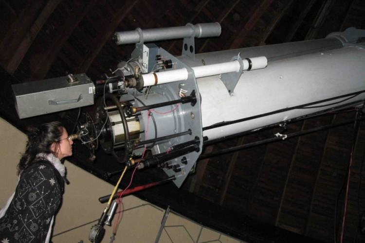 Georgia Astronomy Tour