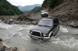 Jeep Tour Georgia - 4 WD Adventure 8 Days
