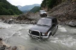 Jeep Tour Georgia - 4 WD Adventure 8 Days