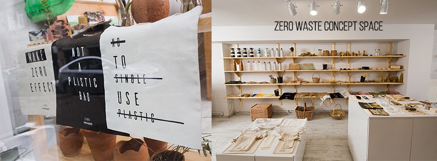 Zero Effect - Shopping in Tbilisi