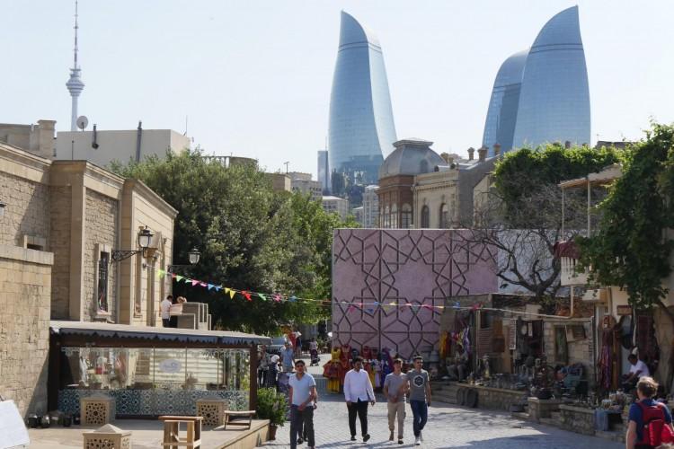 Old and Modern Baku
