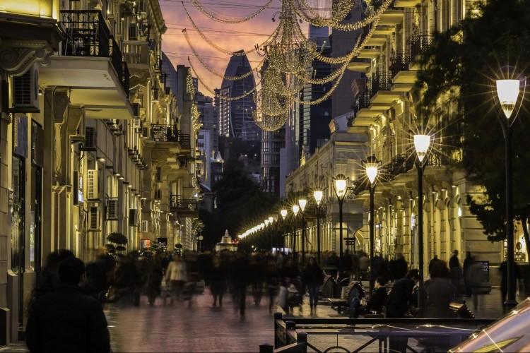 Baku streets
