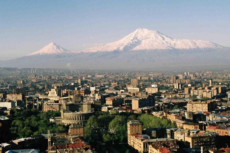 Mt. Ararat, Yerevan