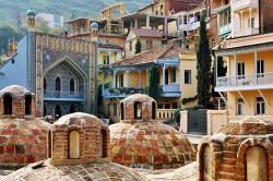 Abanotubani, Old Tbilisi
