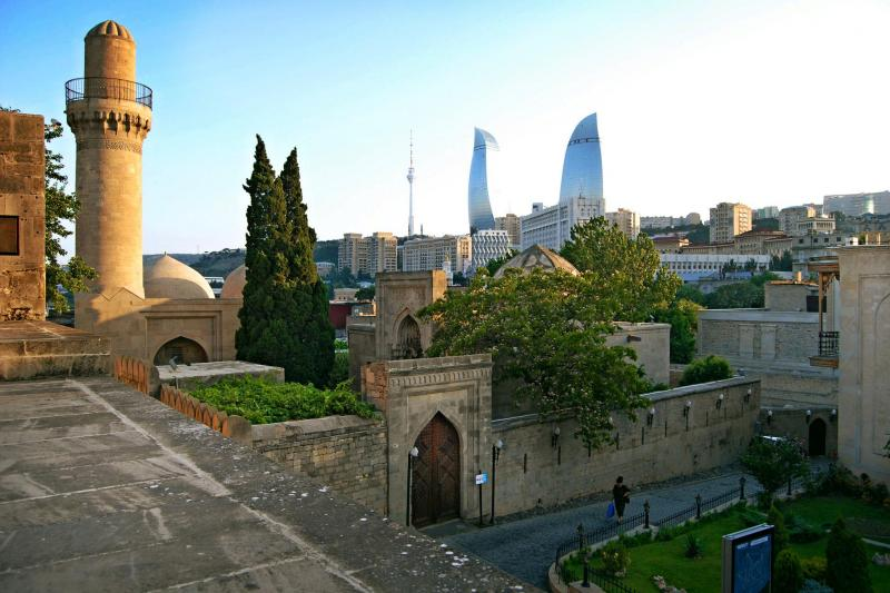 Azerbaijan, Georgia and Armenia Tour (7 days)