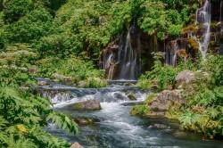 Dashbashi Waterfall