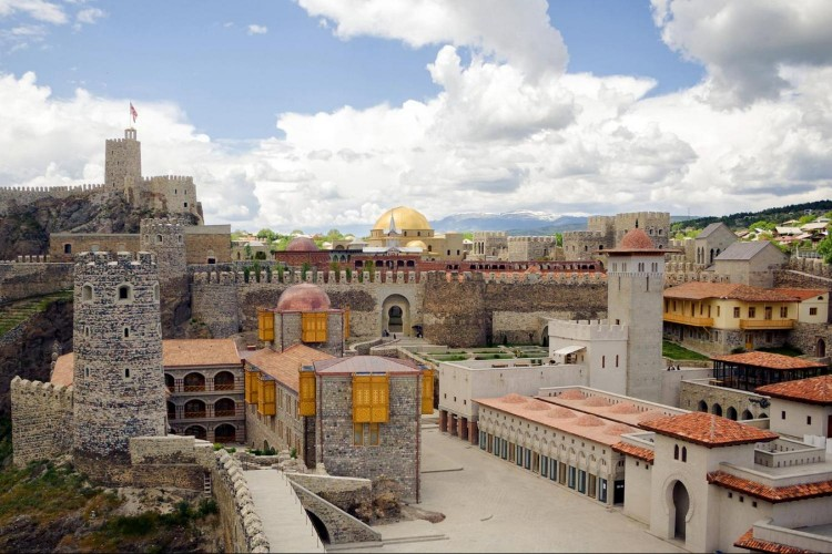 Rabath Fortress, Akhaltsikhe