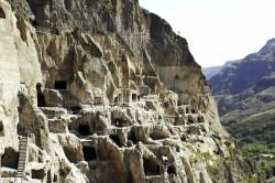 Vardzia, Cave Town