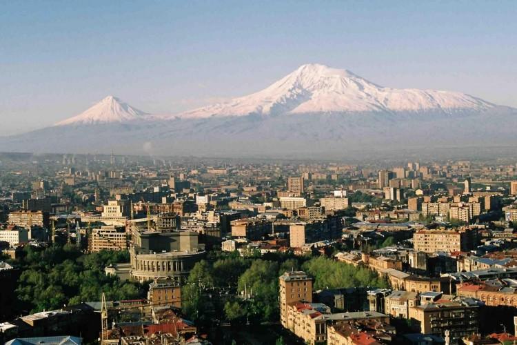 Mt. Ararat view