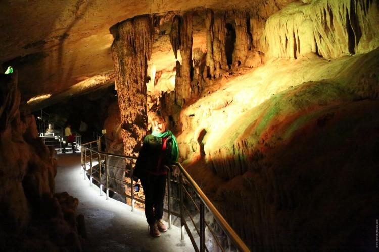 Sataflia Cave