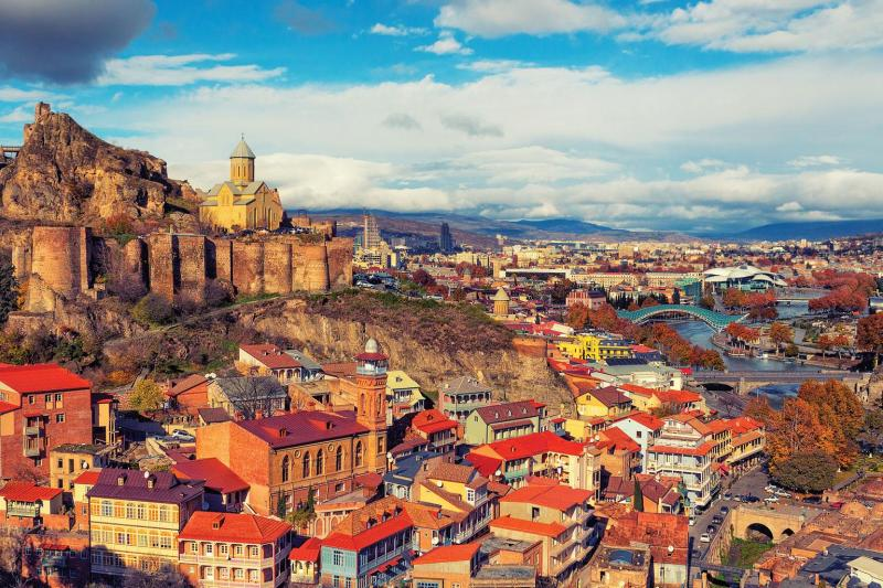 Tbilisi walking sightseeing tour