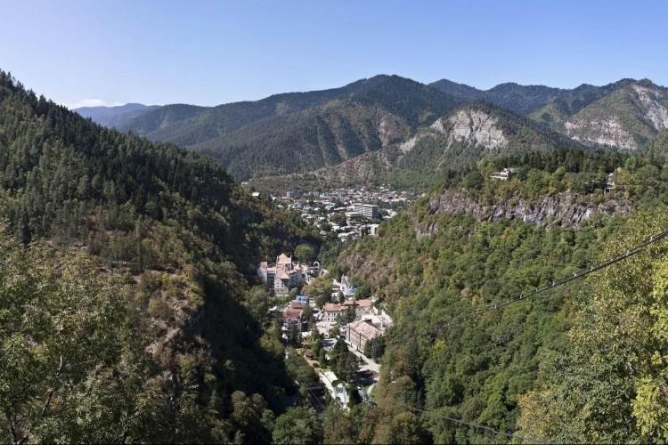 Borjomi view