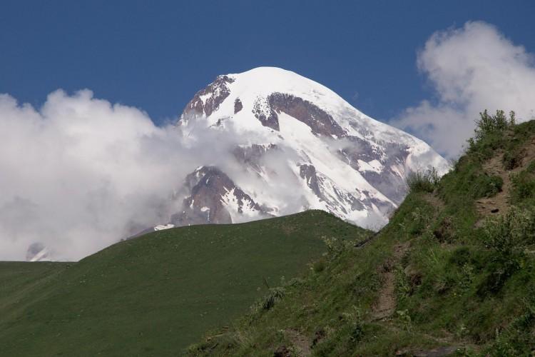 Kazbegi Mount View