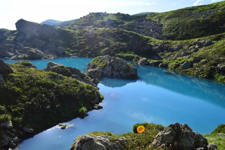 Abudelauri Lake