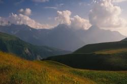 Racha mountains
