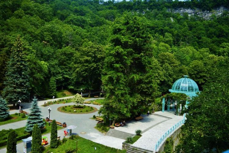Borjomi park