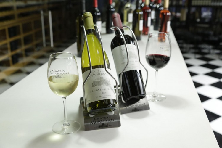 Chateau Mukhrani wines