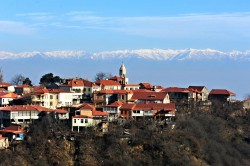 Sighnaghi view