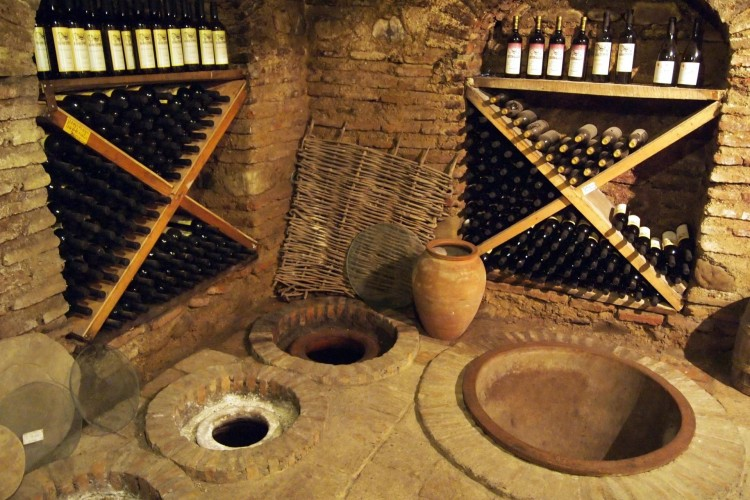 Peasant's Tears Cellar