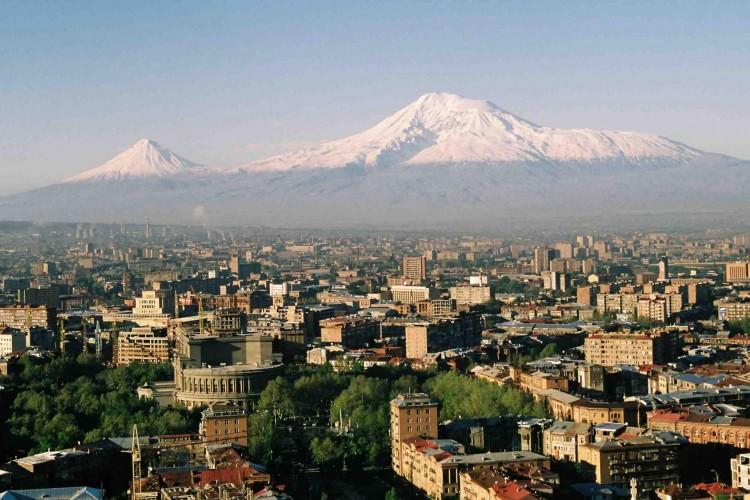 Yerevan Ararat View