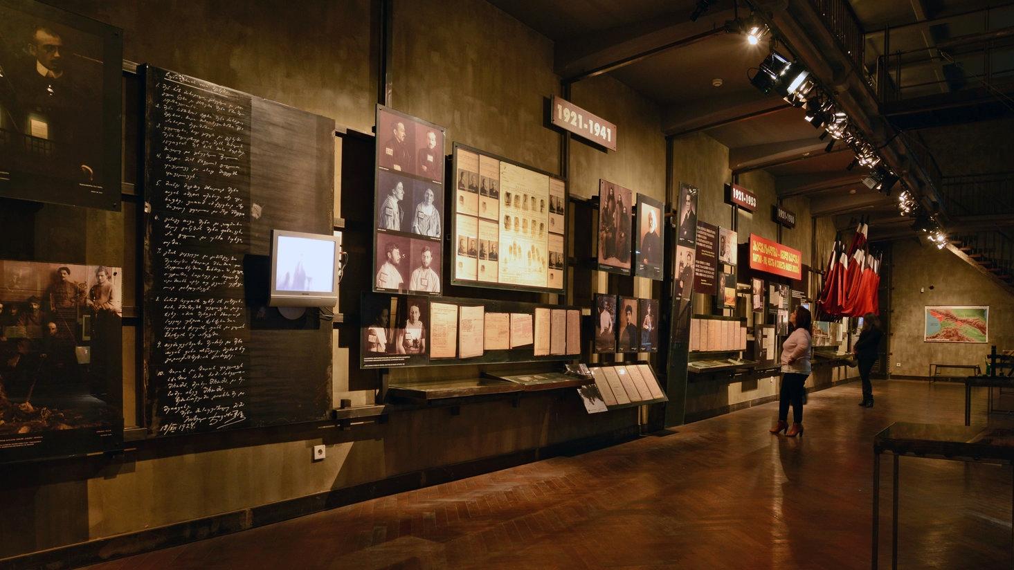 Soviet Occupation Exhibition Hall