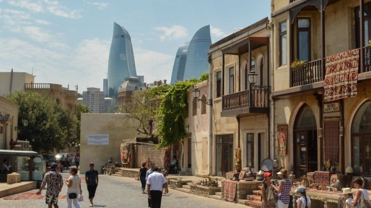 Azerbaijan, Georgia and Armenia Tour (12 days)