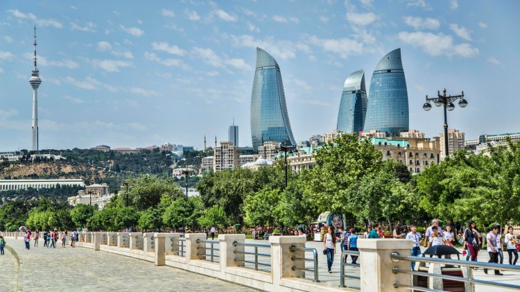 Azerbaijan, Georgia and Armenia Tour (12 days)