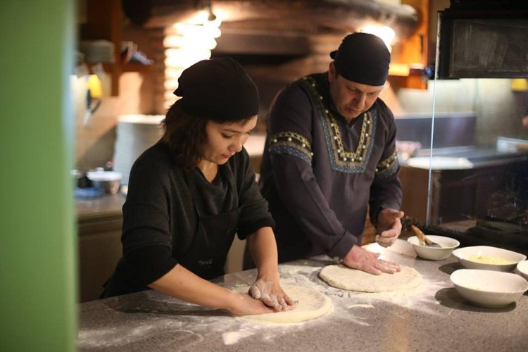 Culinary master class