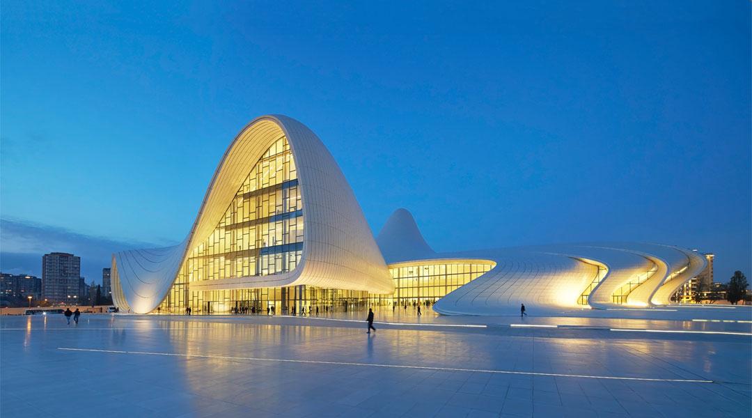 Heydar Aliyev Cultural Museum