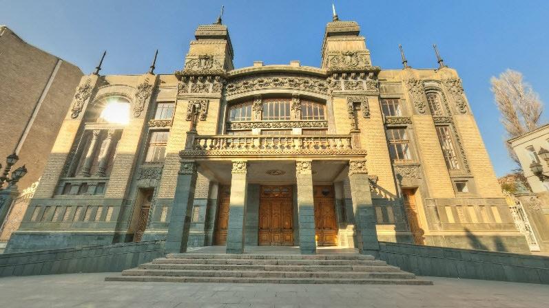 Azerbaijan State Opera and Ballet Theatre