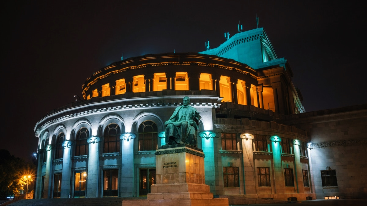 The Armenian National Academic Theater of Opera and Ballet
