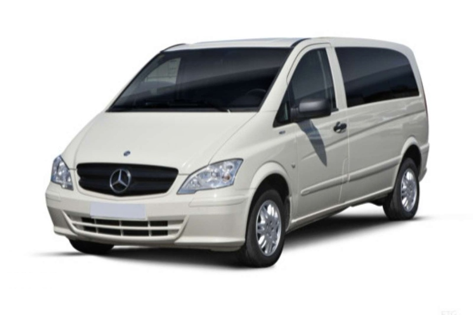 Tbilisi airport private transfer (minivan)