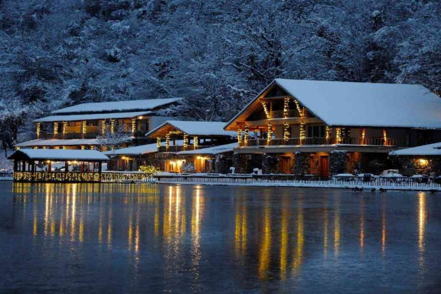 NEW YEAR EVE AT LOPOTA LAKE RESORT 2020